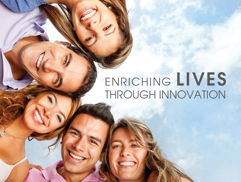 Sahajidah Hai-O Header Enriching lives through innovation